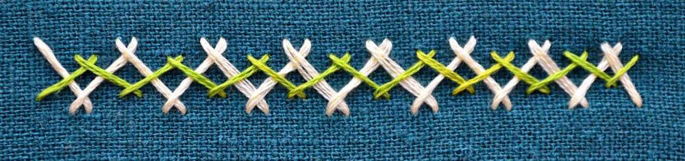 Hexenstich Variation