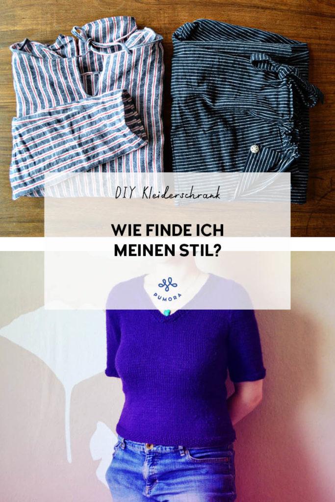 wie finde ich meinen Stil - DIY Kleiderschrank