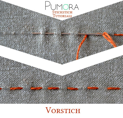 Vorstich Tutorial von Pumora