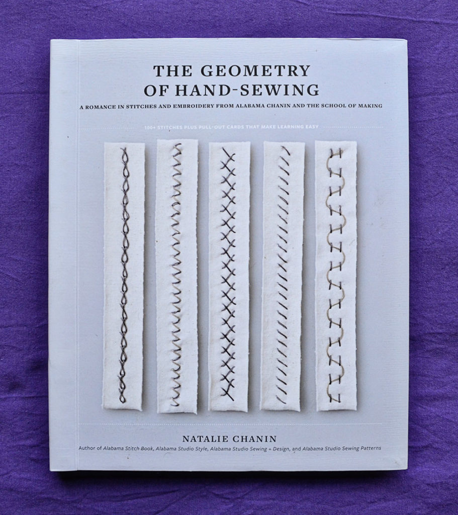the geometry of hand-sewing review