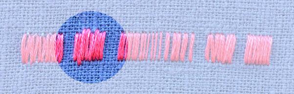 Probleme beim Plattstich und wie du sie vermeiden kannst