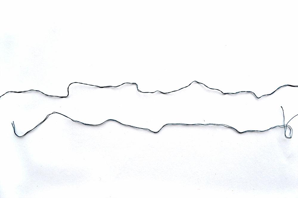 Stickfäden richtig teilen - damit deine Fäden nicht verknoten